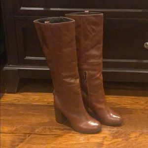 Brand new Aldo real leather boots